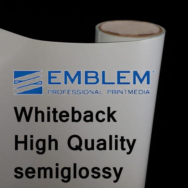 Whiteback High Quality semiglossy