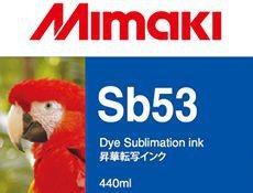 SB53 Sublimationstinte - Tintenkartuschen