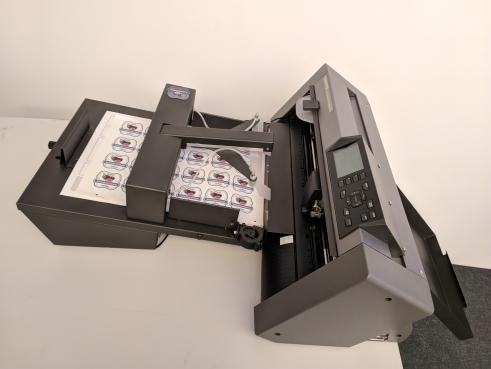 Demogerät Graphtec iMark CE6000-ASF Digitale Stanze