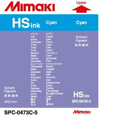 Mimaki HS Tinte SPC-0473C