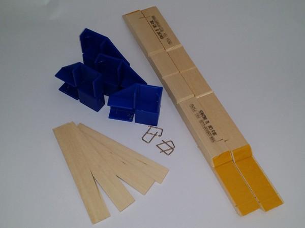 StarterKit Rahmensystem 4,45cm