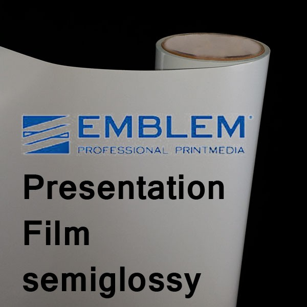Presentation Film semiglossy
