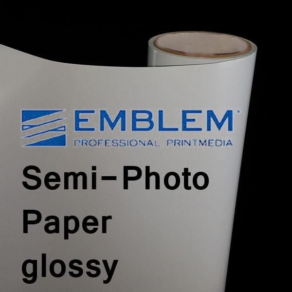 Semi-Photo Paper glossy