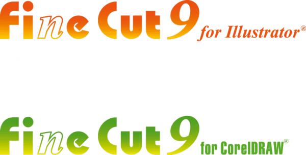 Finecut 9 Mimaki Schneideplugin für Adobe Illustrator und CorelDRAW