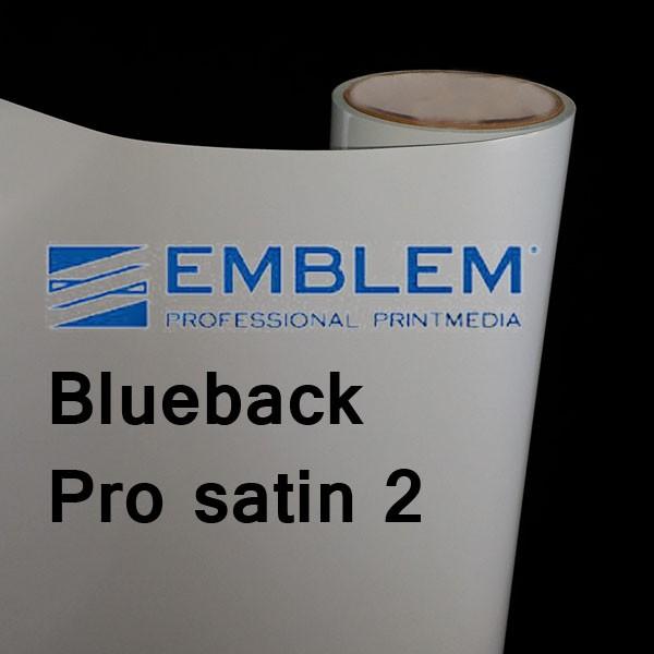 Blueback Pro 2 satin