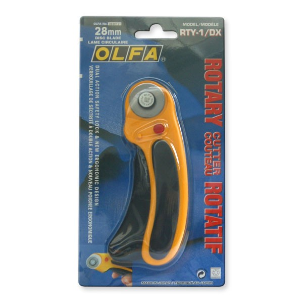 OLFA Rotary Cutter Delux