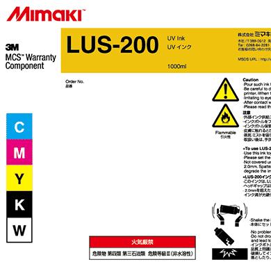 Mimaki Tinte LUS-200