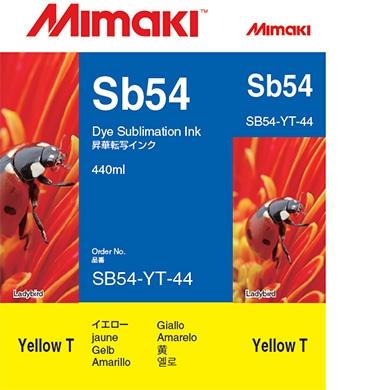 Mimaki Tinte SB54