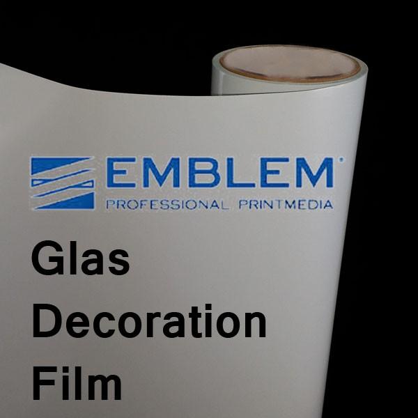 Glas Decoration Film