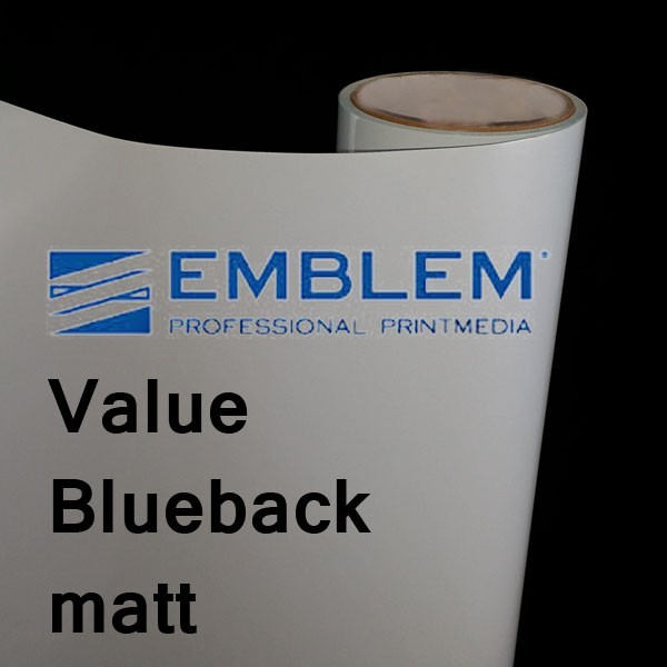 Value BlueBack matt