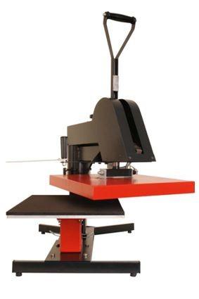 Lotus Transferpresse 40 x 50 cm, automatisch